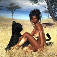 Serengeti by LillithI