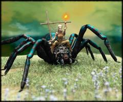 Spider Patrol by LillithI