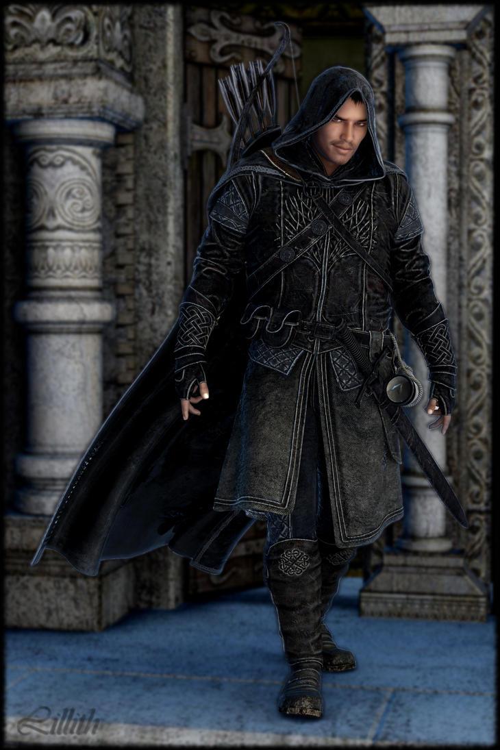 Dark Hunter by LillithI