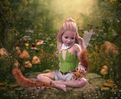 Little Elvi by LillithI