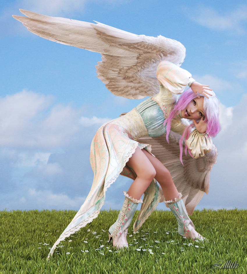 (B)engel by LillithI