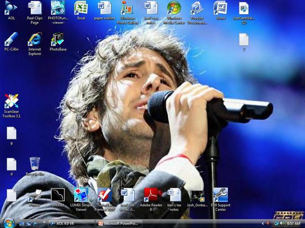 My desktop 1 by SimbaCUB92