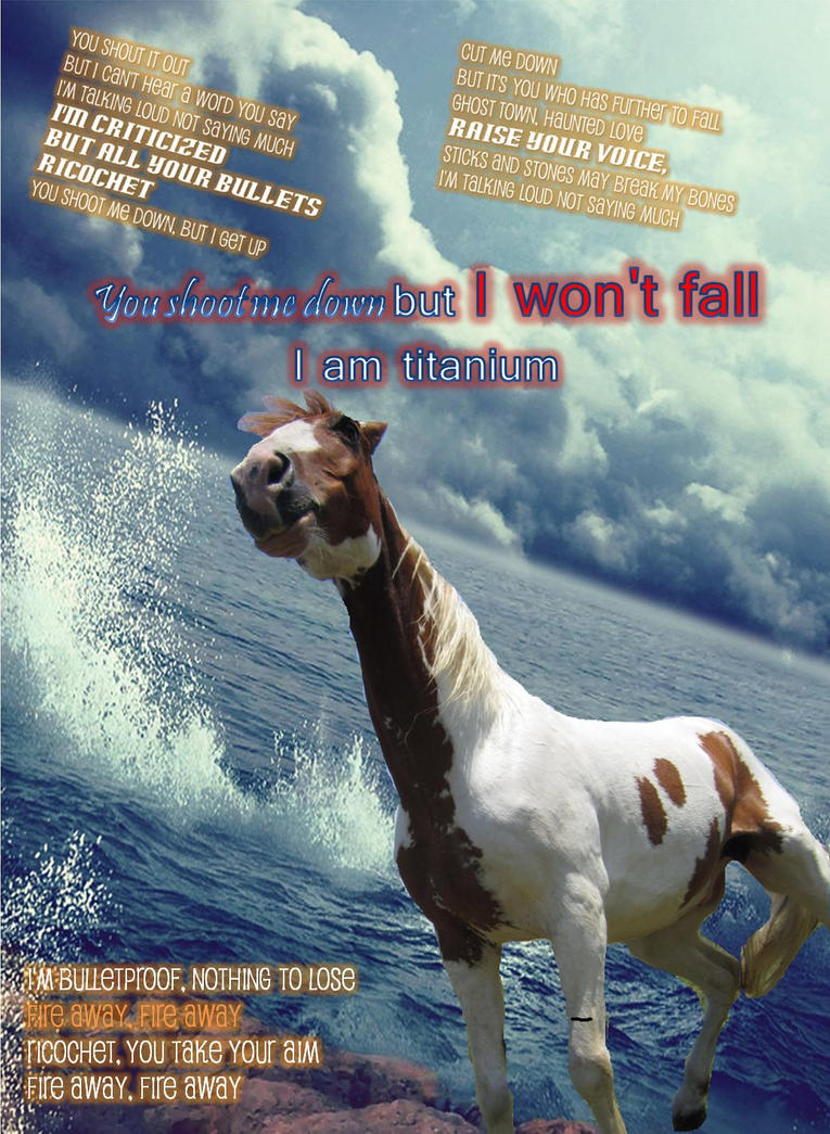 but I won't fall by SimbaCUB92