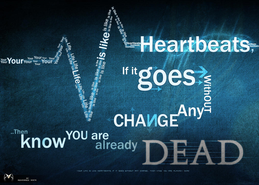Your life and heartbeats... by m-mafa
