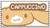 Capuccino Stamp by Abblecrumble