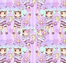 Bubblegum Pattern