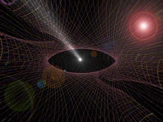Black Hole by karl-d