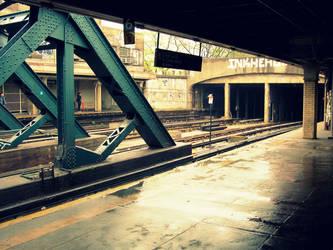 4th Avenue subway station, brooklyn, ny. by karl-d