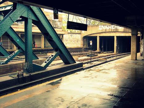 4th Avenue subway station, brooklyn, ny.