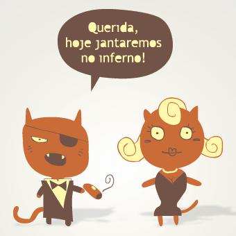 Gatos vermelhos by asbeltc