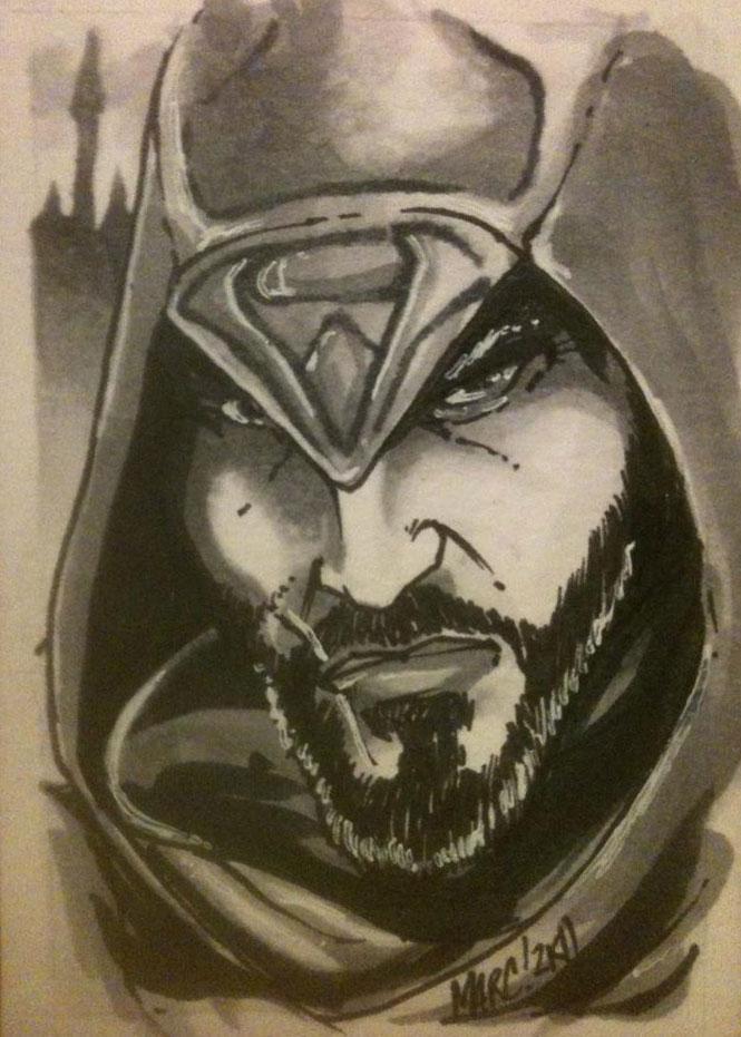 Ezio:Revelations by RogueSamurai