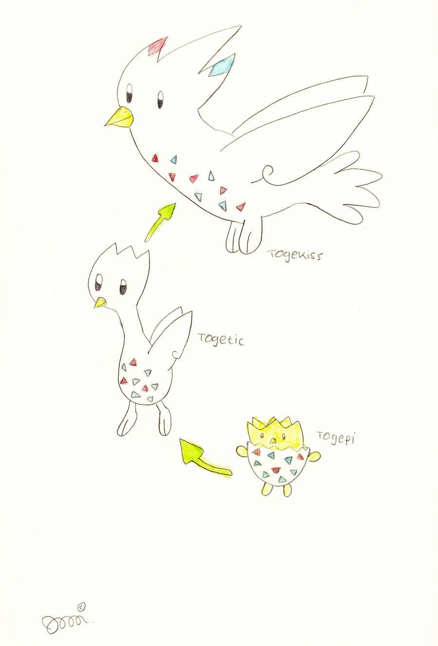Pokemon Togepi Evolution Images | Pokemon Images