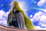 Galadriel leaving