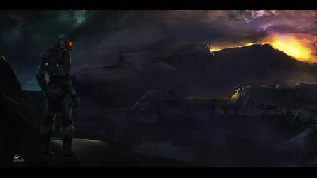 Halo : Last man standing