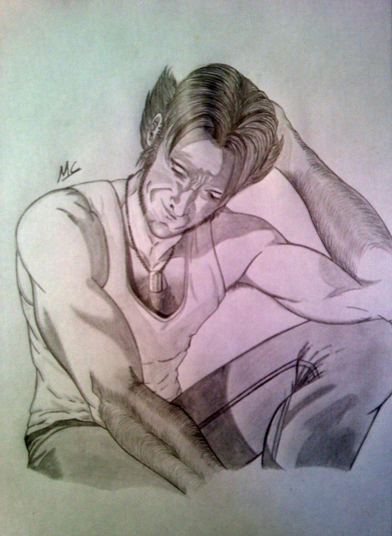 Wolverine-Jackman 04 by Inimputable