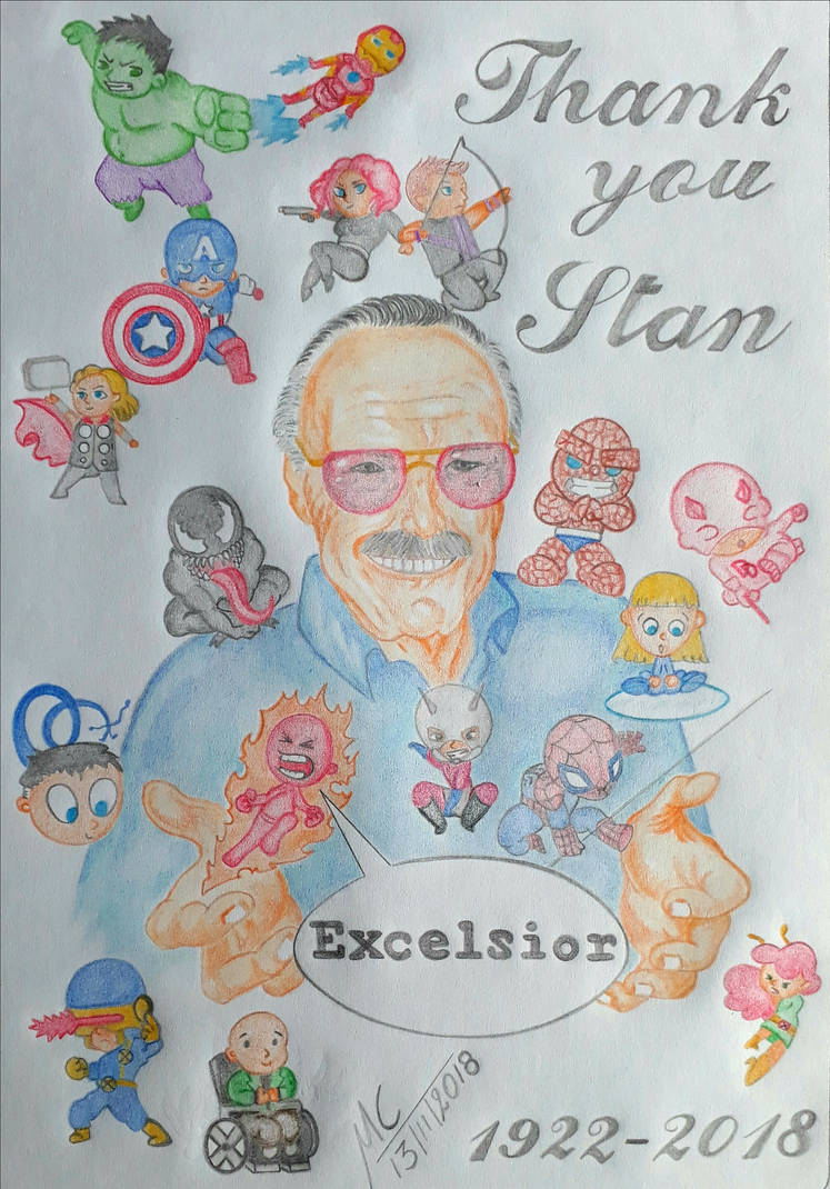 Thank you Stan by Inimputable