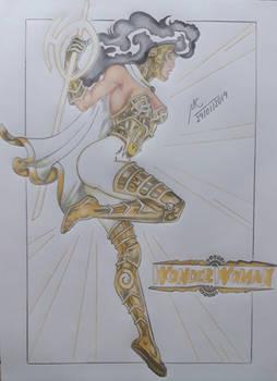 Wonder Woman by Stan Lee