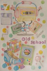 Old School by Inimputable