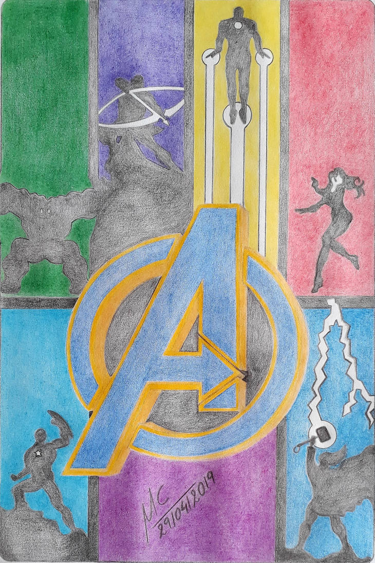 Avengers Assemble by Inimputable