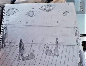 Surrealism Sketch