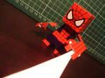 Spider-Man Paper Toy