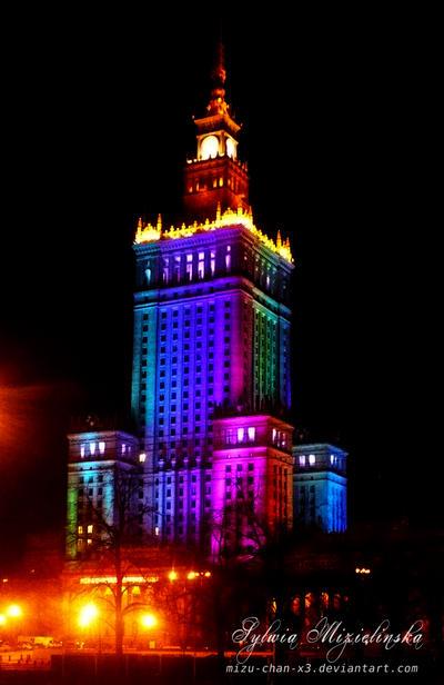 rainbow Warsaw by Mizu-chan-x3