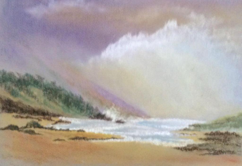 The beach by Jennyben