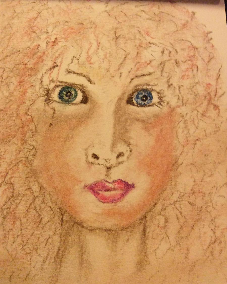 A doodle by Jennyben