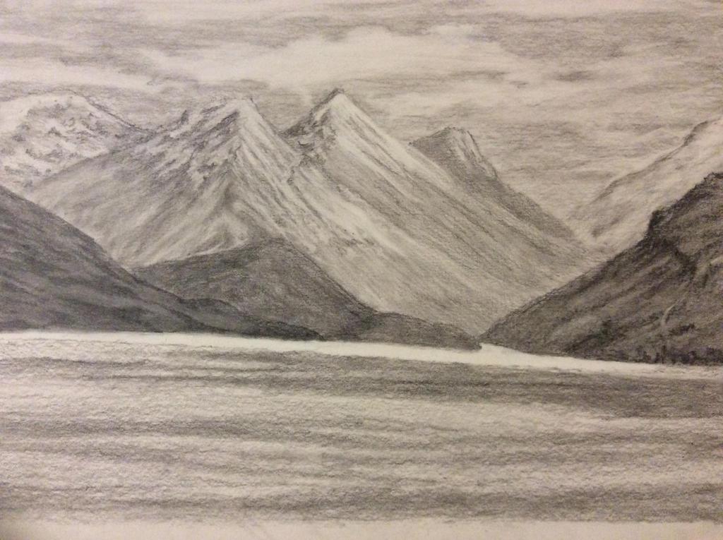 Loch Etive by Jennyben