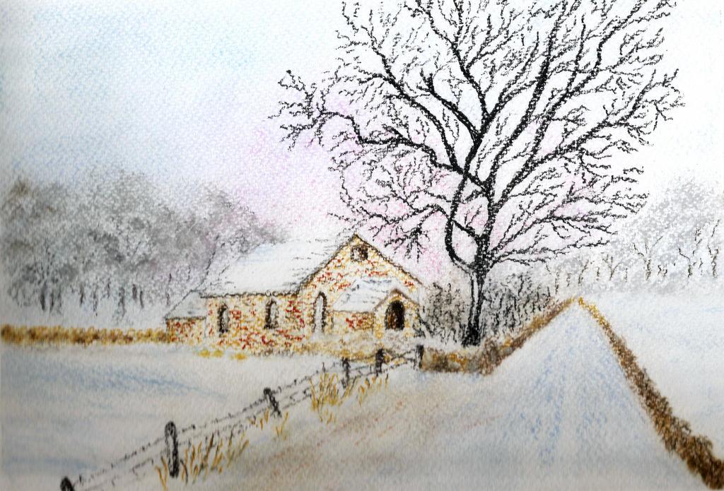 Christmas Eve by Jennyben