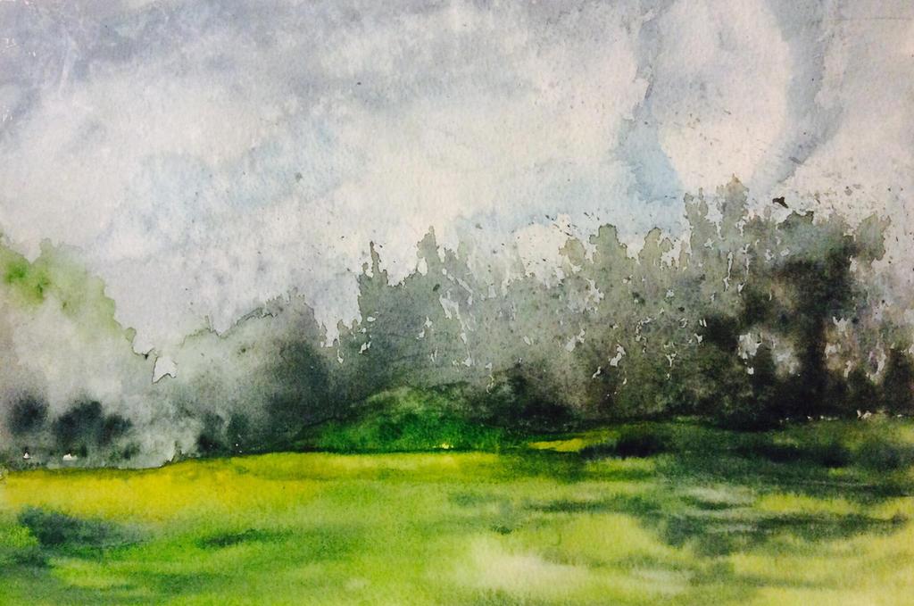 Windy Ridge by Jennyben