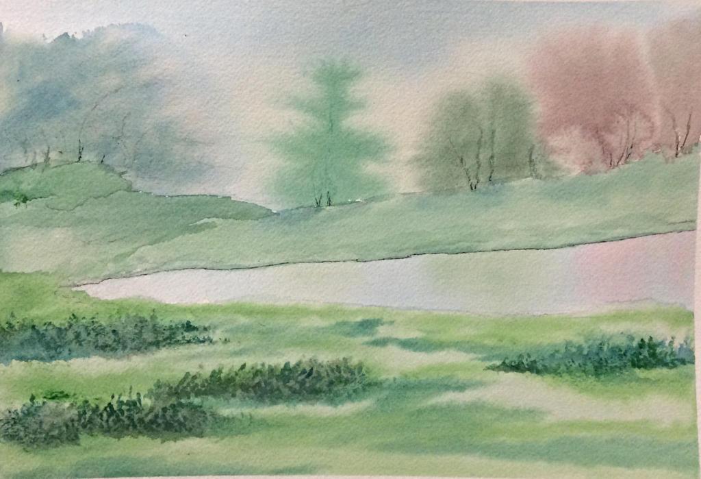 The Lake by Jennyben