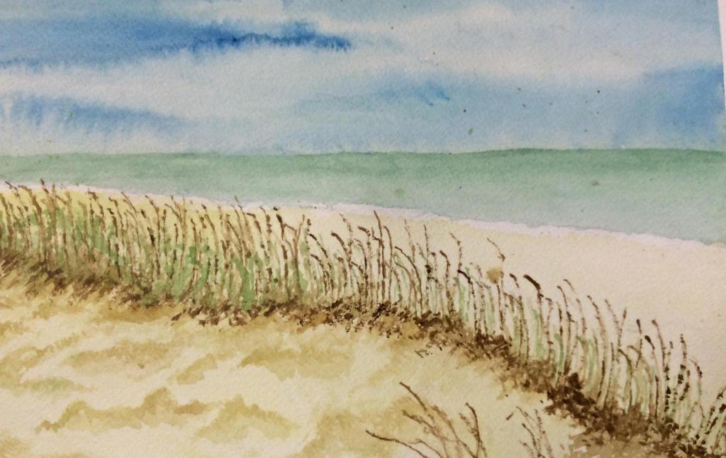 Dunes by Jennyben
