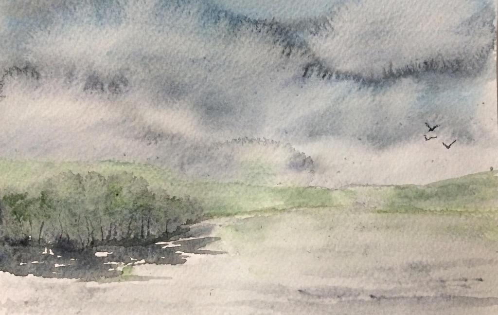 Grey day by Jennyben