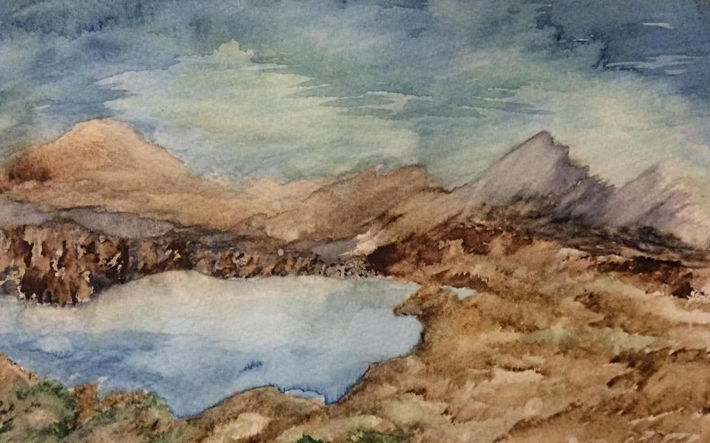 Snowdonia by Jennyben