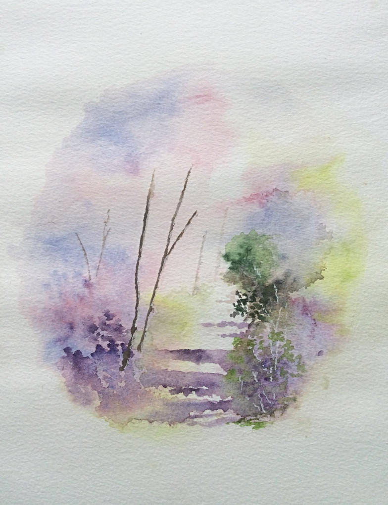 Lilac by Jennyben