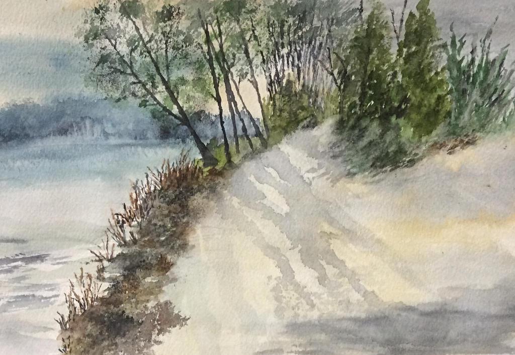 Riverside by Jennyben