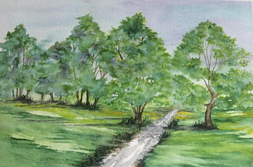 Staffordshire Way by Jennyben