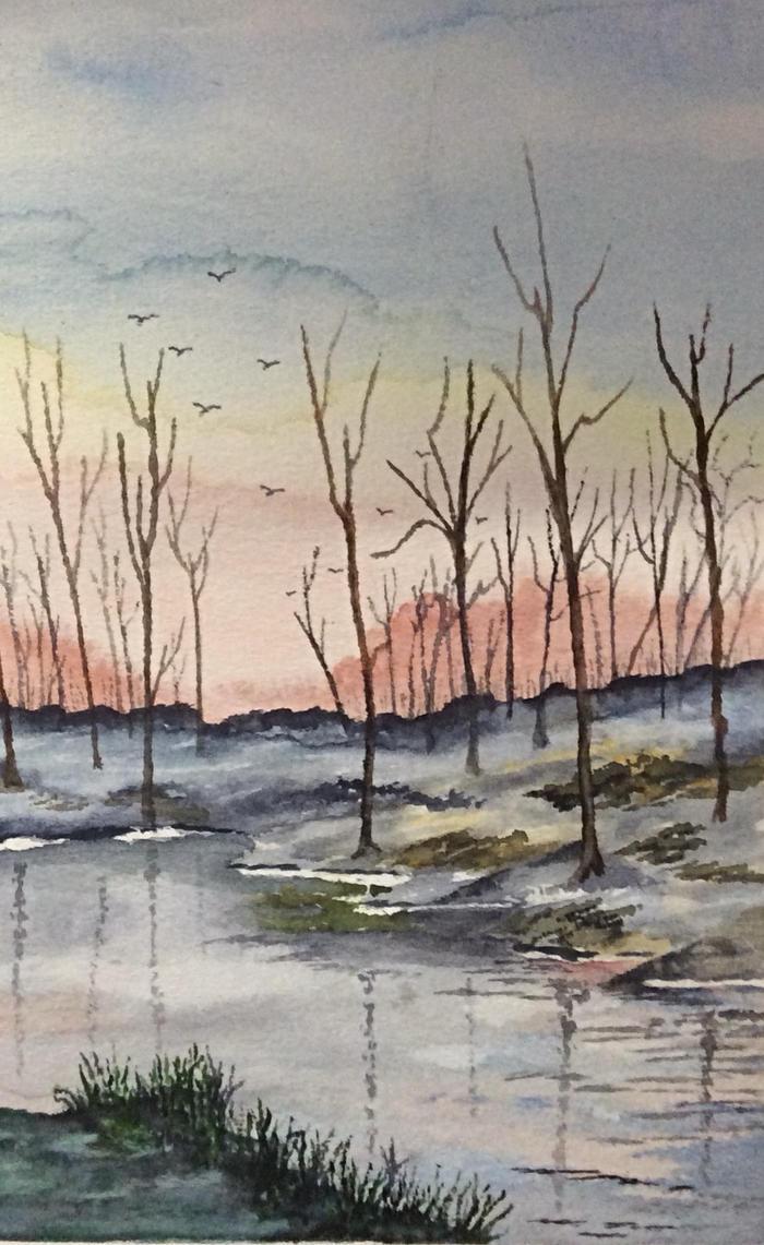 Sunset by Jennyben