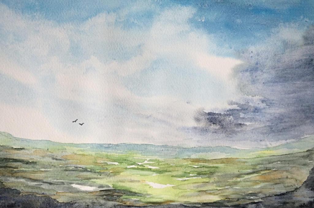 Staffordshire Moorlands by Jennyben