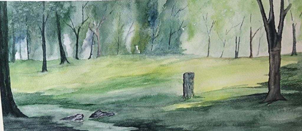 Standing Stone by Jennyben