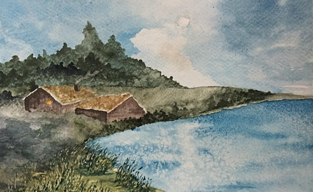 Blythfield Reservoir by Jennyben