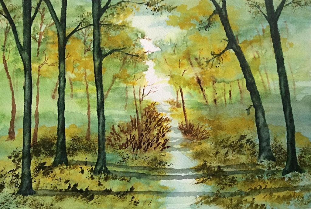 Autumn by Jennyben