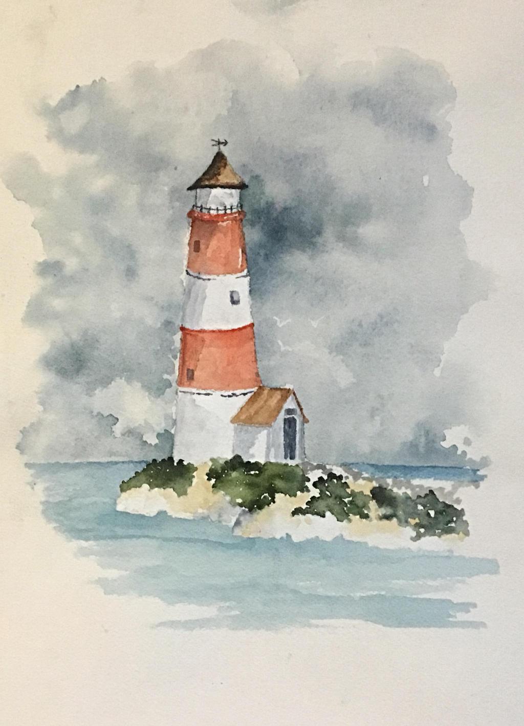 Lighthouse by Jennyben