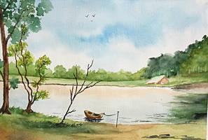 Summer by Jennyben