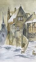 Medieval House by Jennyben