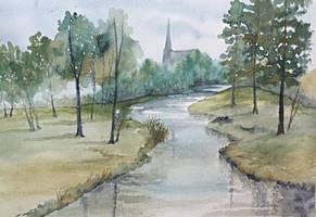 Lazy River by Jennyben