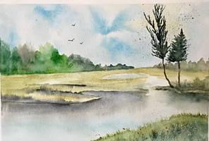 Marshlands by Jennyben
