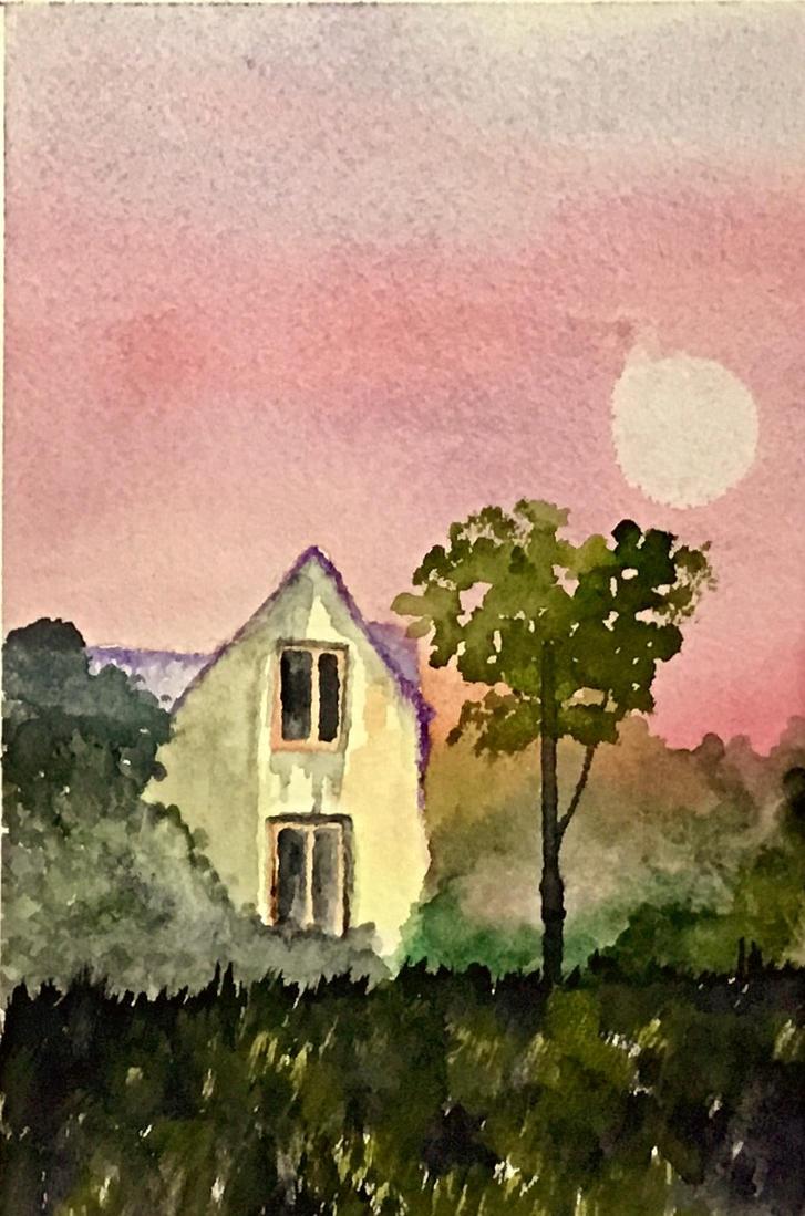Abandoned House by Jennyben