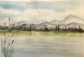 Lakeside by Jennyben